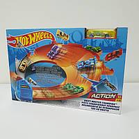 "Трек Hot Wheels ""Соревнование за кубок Чемпиона"" Хот Вилс Автотрек (GBF81) Оригинал!"