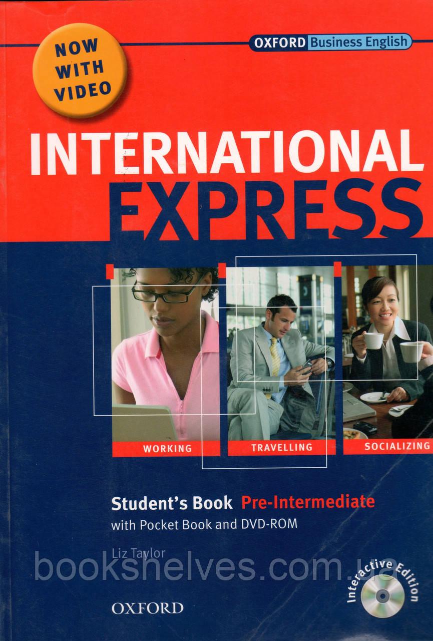 Учебник International Express: Pre-Intermediate: Student's Pack