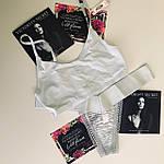 Комплект белья женского Victorias Secret топ и трусики Виктория Сикрет, фото 2