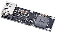 Повышающий модуль преобразователь USB DC-DC 2.8-4.5В - 5В QC3.0 QC2.0