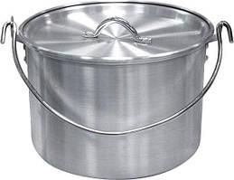 Походный котел алюминиевый с крышкой Tramp 4,8 л