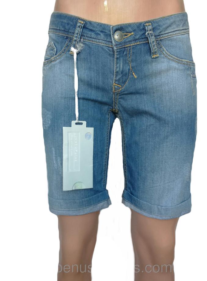 Женские шорты just point jp 219 синие