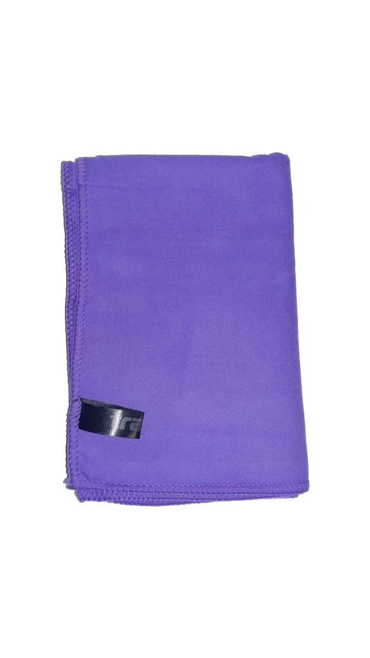 Туристическое полотенце Tramp 50 х 80 см, фиолетовый