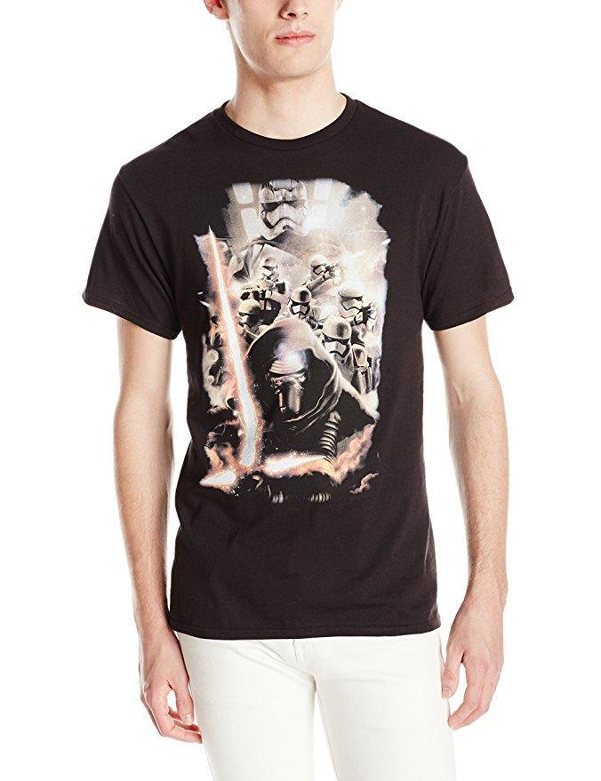 Мужская футболка размеры M Star Wars Звездные Войны оригинал CША