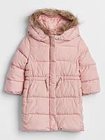 Детская теплая куртка GAP 3 4 года EUR 92 98 104 110 зимняя парка пальто 91-99
