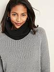 Комплект женский снуд шарф и сенсорные перчатки Old Navy набор хомут баф, фото 2