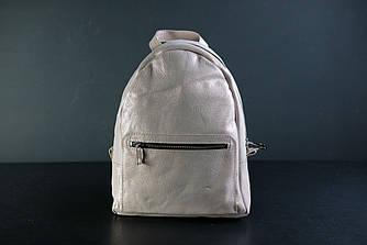 Рюкзак Лимбо, размер мини Кожа Флотар цвет Пудра