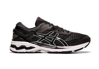 Кроссовки Asics Gel Kayano 26 Wide Black White 1011A542.001 черные