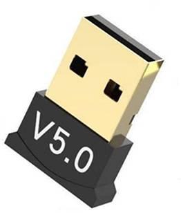 Bluetooth-адаптер 5.0 мини Black (CSR-v5.0)
