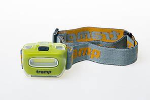 Налобный туристический фонарь Tramp TRA-186