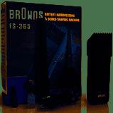 Машинка для стрижки,триммер BROWNS FS-365