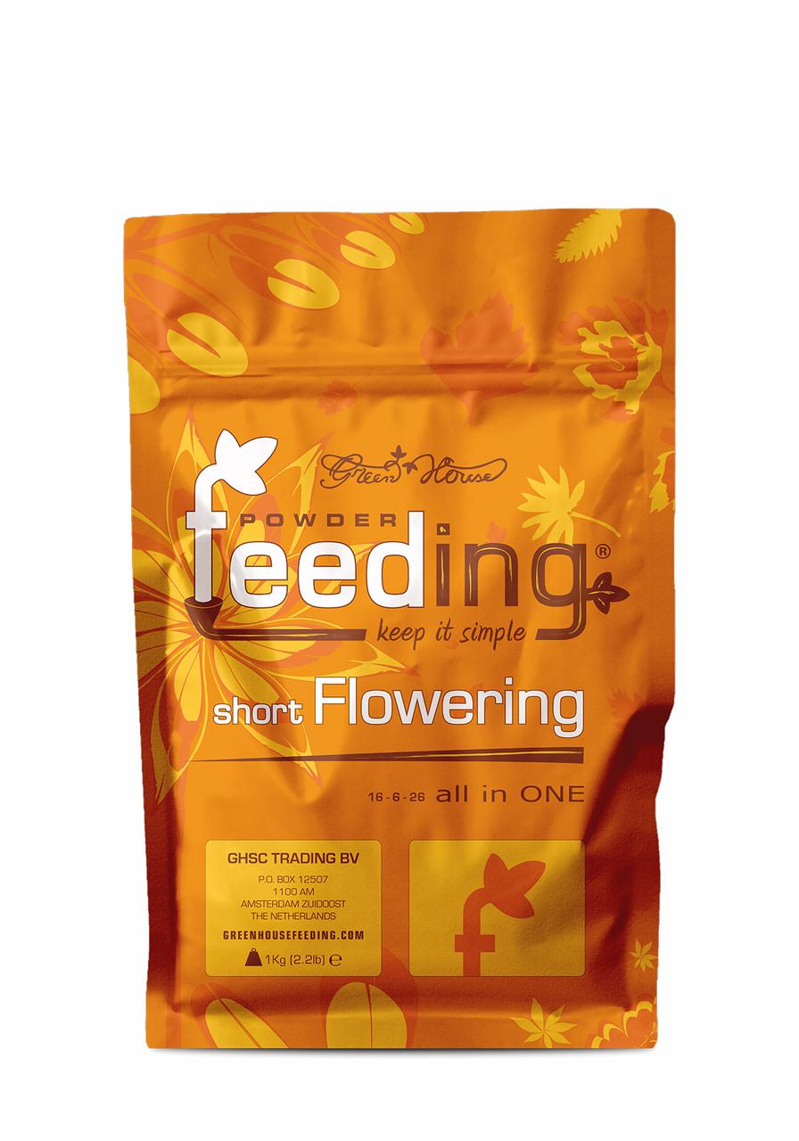 Удобрения для коротко цветущих растений Powder Feeding Short Flowering 2,5 кг