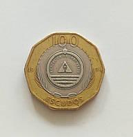 100 эскудо Кабо-Верде 1994 г., фото 1