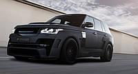 Аэродинамический комплект Range Rover Hamann MYSTÈRE style05837