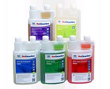 Профессиональные моющие средства и антисептики