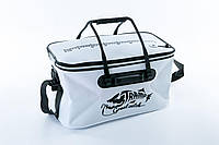 Сумка рыбацкая Tramp Fishing bag EVA White - M, фото 1