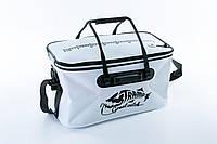 Сумка рыбацкая Tramp Fishing bag EVA White - S, фото 1
