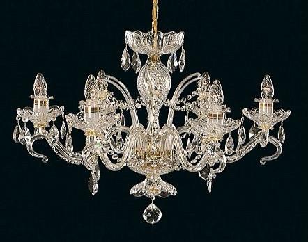 Люстра хрустальная из коллекции Royal Crystal