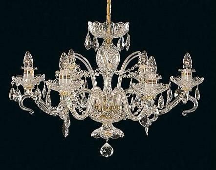 Люстра хрустальная из коллекции Royal Crystal, фото 2