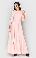 Вечернее платье в пол (розовое) Santali Украина S романтический