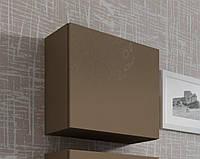 Витрина VIGO KWADRAT (модульная мебель) латте/латте (CAMA)
