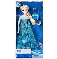 Кукла Эльза Холодное сердце с кольцом для девочки Дисней Elsa Frozen Classic Doll Disney оригинал