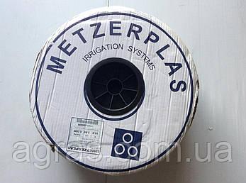 Крапельна стрічка 8 mil-0,20 м 1,0/1,6 л/год 500м Metzerplas (Ізраїль), фото 2