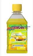 Шампунь концентрат для мытья автомобиля, удаляет пятна бензина, следы насекомых, полирует авто ЛИМОН (Ln2210)