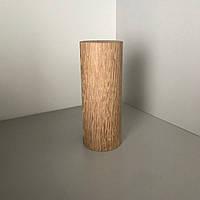 Дерев'яна меблева ніжка, меблева опора Дуб 120 мм, фото 1