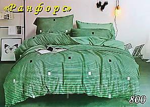 Комплект постельного белья Тет-А-Тет (Украина) полуторный  ранфорс (800)