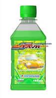 Шампунь концентрат для мытья автомобиля, удаляет пятна бензина, следы насекомых, полирует авто ЯБЛОКО (Ln2211)