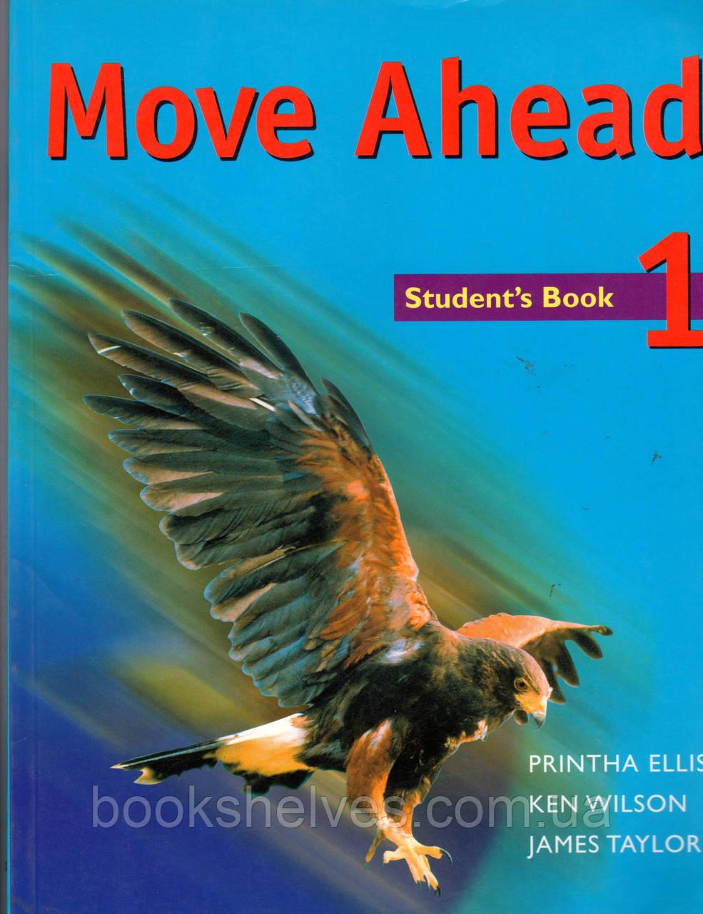 Учебник  Move Ahead Student's Book