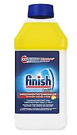 Гель для очистки посудомоечных машин с лимоном finish maschinenpfleger lemon, 250 мл