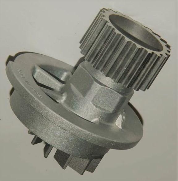 Насос водяной (помпа) Chevrolet Lacetti/Nubira 1.4-1.6 16V KAP/TOPIC Корея
