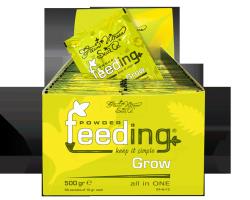 Powder Feeding Grow (для вегетативной стадии и материнских растений) 10 г