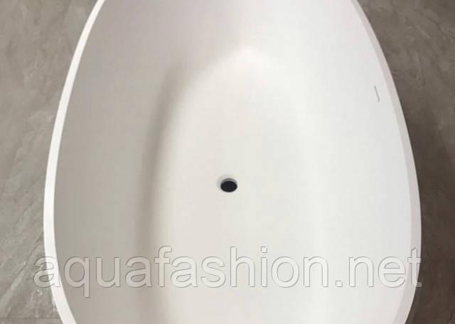 Отдельно стоящая матовая ванна 1680х830 Miraggio Estella