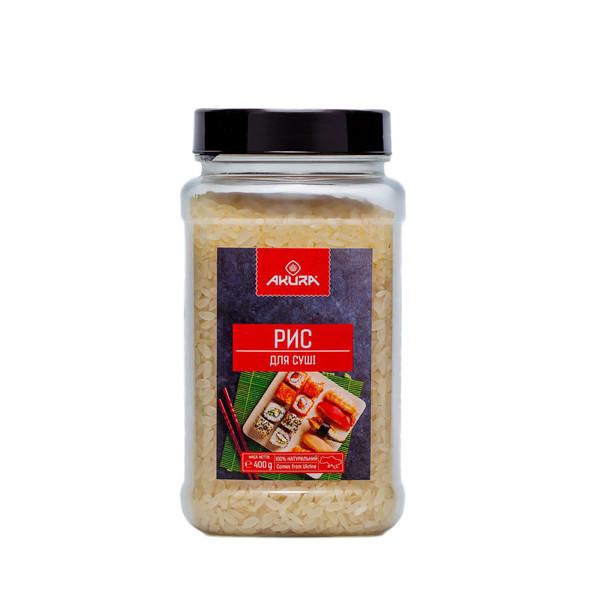 Рис для приготування суші 400 г.