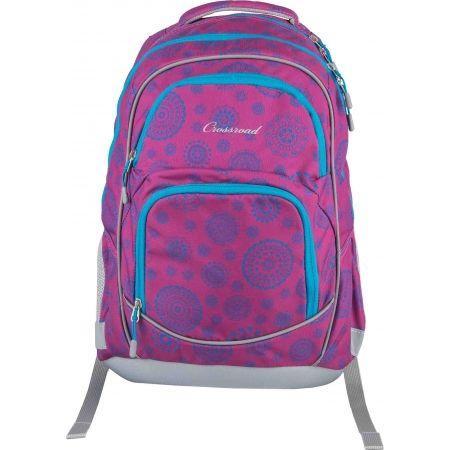 Рюкзак шкільний Crossroad DJANGO 20L pink