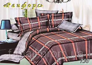 Комплект постельного белья Тет-А-Тет (Украина) полуторный  ранфорс (750)