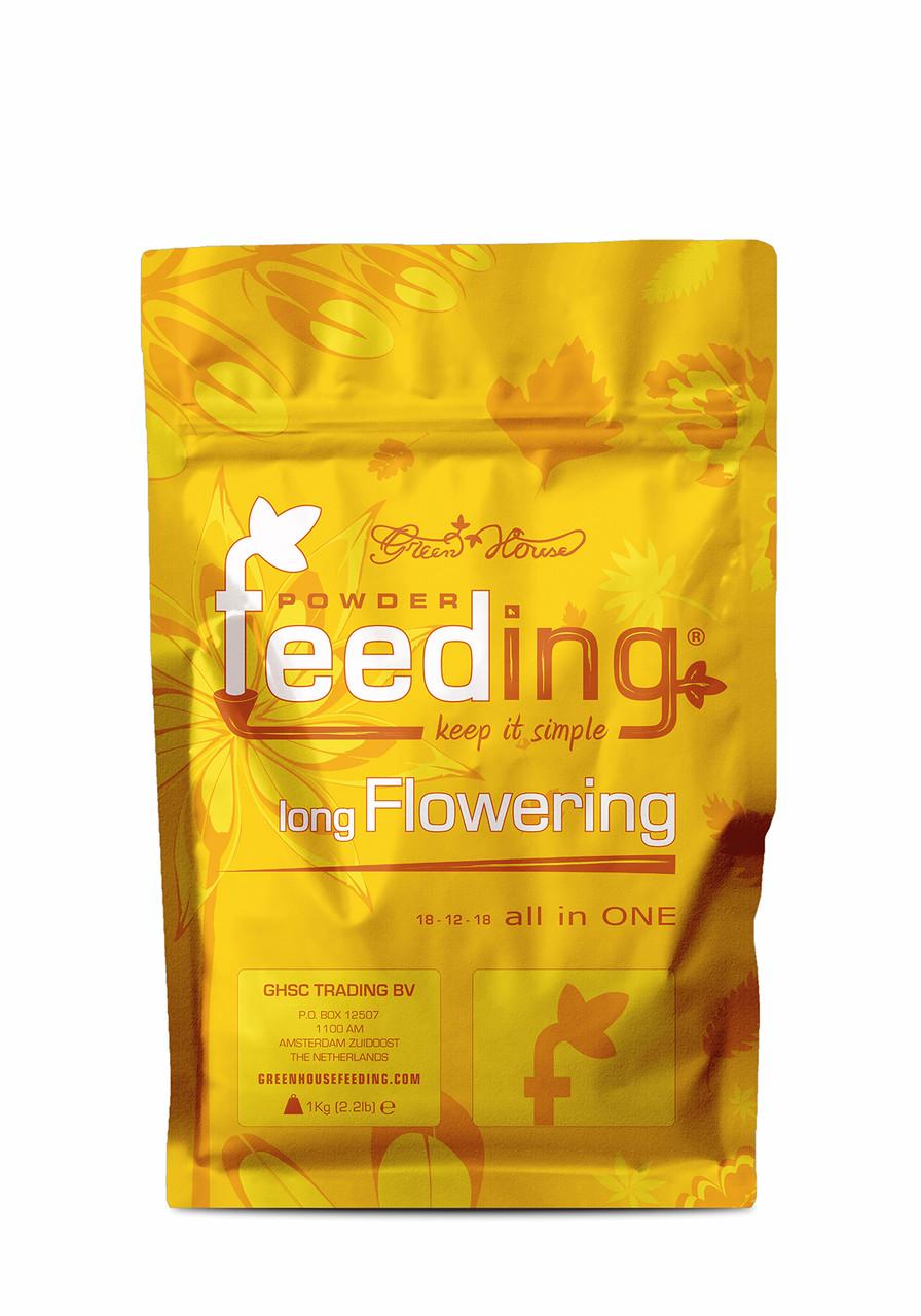 Удобрение длительного действия Powder Feeding Long Flowering (для долго цветущих растений) 1 кг