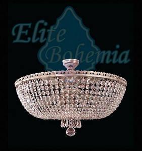 Потолочная хрустальная люстра Elite Bohemia L 717/12/05 N