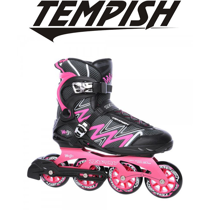 Роликовые коньки женские Tempish WE-GO 90 Lady