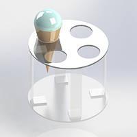 Торговая полка для мороженого
