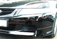 Передняя накладка (юбка-завод) на Honda Accord 2008-2012