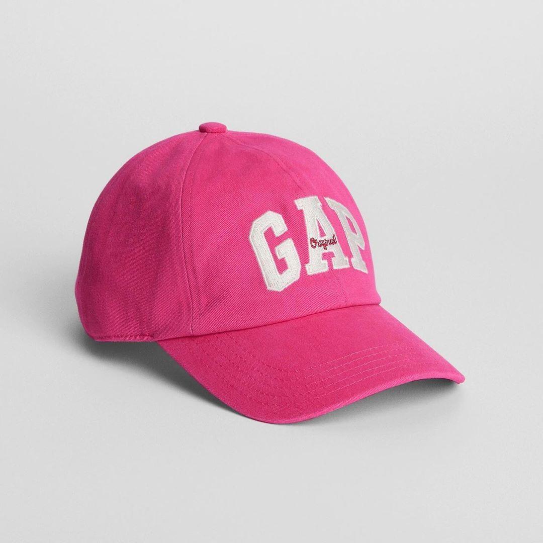 Женская кепка бейсболка GAP кепки женские с логотипом оригинал из США