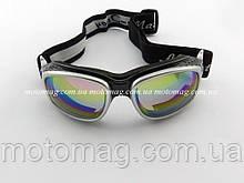 Окуляри 81012 сріблясті