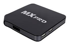 Медиаплеер ТВ приставка MX Pro 1/8Gb