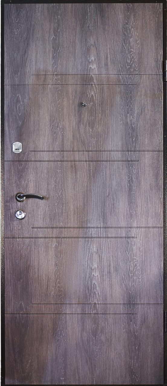 Входная металлическая дверь ЛИРА
