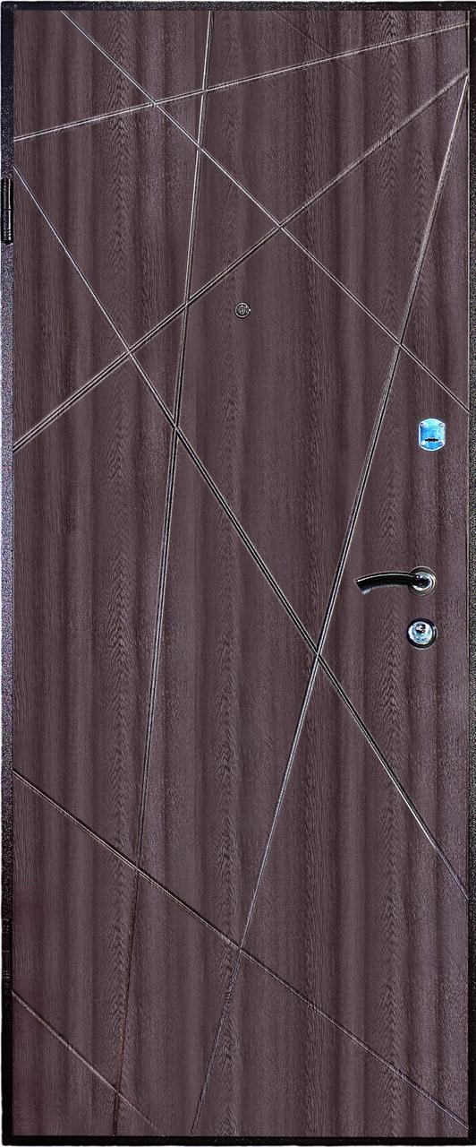 Входная металлическая дверь ВАРМА