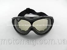 Окуляри 81016 чорні (великі)